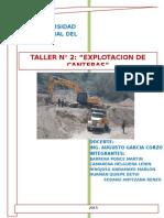 Informe de Explotacion de Canteras Final Imprimir
