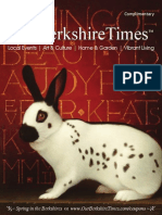 Our BerkshireTimes Magazine, April-May 2015