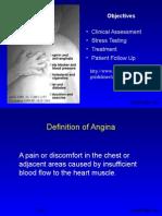 Angina Chronic Stable