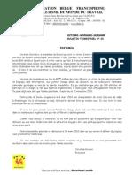 Bulletin Fbfat 26