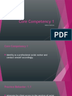 core competencies 1-10