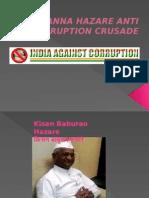Anna Hazare PowerPoint Presentation-1'