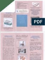 Triptico Farmacia Clinica