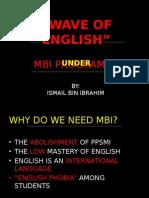 Wave of English Presentation