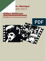 DELEUZE, Gilles (1985) - La imagen-tiempo. Estudios sobre cine 2 (Paidós, Barcelona_Buenos Aires_México, 1987)