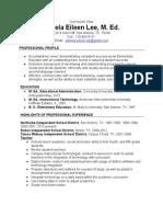 pamela eileen lee feb 2015  cv  curriculum vitae docx (1)