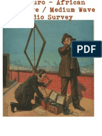 Euro-African LW / MW Radio Survey