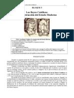 BLOQUE 5. Historia España 2º Bach