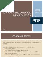 Orica - Willawood REMEDIATION