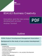 5A Innovation and NPD