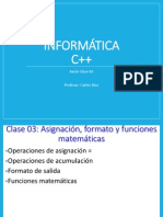 Clase 03 C++