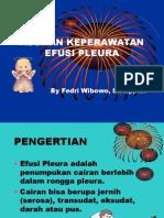Asuhan Keperawatan Efusi Pleura - Copy