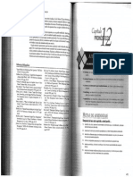 Capítulo 12. Administración y Operaciones. Estrategia y Análisis. Krajewski - Ritzman (5ta edición)