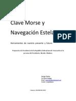 Clave Morse y Orientacion Estelar. Jorge Salas