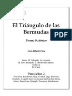 El Triángulo de las Bermudas - Percussion 2.pdf