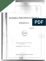 Manual Evalua 1 Version 2.0