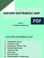 Audit Energi Pada Sistem Distribusi Uap Azhar