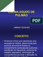 EDEMA AGUDO DE PULMÃO.ppt