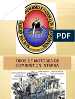 Tipos de Motores de Combustion Interna