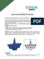 DOC 20 Valvula Conexx Aire Agua Potable Gvp 150820141246