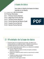 Diseño de Bases de datos
