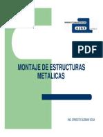 Montaje de Estructuras Metalicas