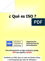 Presentacion Introductoria a ISO 2015