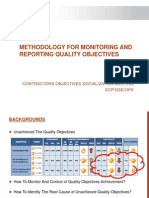 04 Monitoring and Reporting Quality Objectives