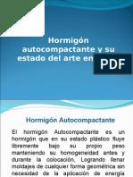 HORMIGÓN AUTOCOMPACTANTE