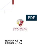 NORMA E8/E8M − 13a
