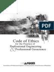 Ethics, Code of Ethics