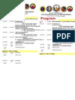 Program One Half