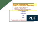 EQ-502 Element Stiffness Matrices