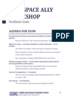 SSAW Facilitator Guide