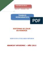 Monografia de Izaje