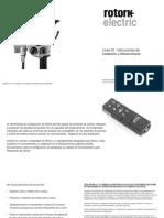Spanish Rotork Manual E170S2
