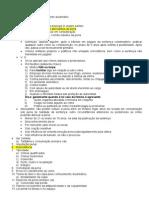 MAPEAMENTO SELEÇÃO MPSC