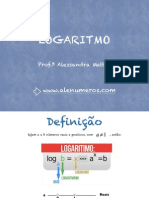 Logaritmo - Aula 1