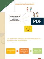 Recursos extralinguisticos