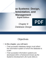 Database Systems Design, Implementation, And Management Eighth Edition-Ch09