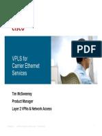 Layer 2 VPN