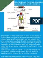 Cap 9 Parte 1 Contadores de Energia Electromecanicos