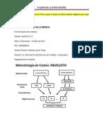 Método de Costos ABC Valeria