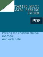 Parking Ppt