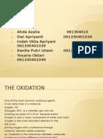 Ppt Oxidizing