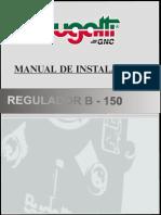 Instalacion de Reductor Gnc
