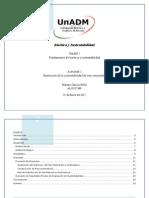 Estudio de sustentabilidad de Huehuetoca
