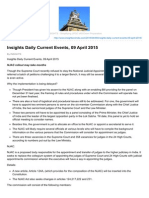 Insightsonindia.com-Insights Daily Current Events 09 April 2015