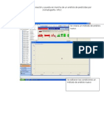 Creacion de Metodo de Cromatografia HPLC