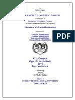 free energy motor